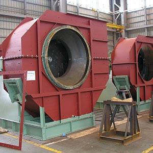 太仓常规工业风机